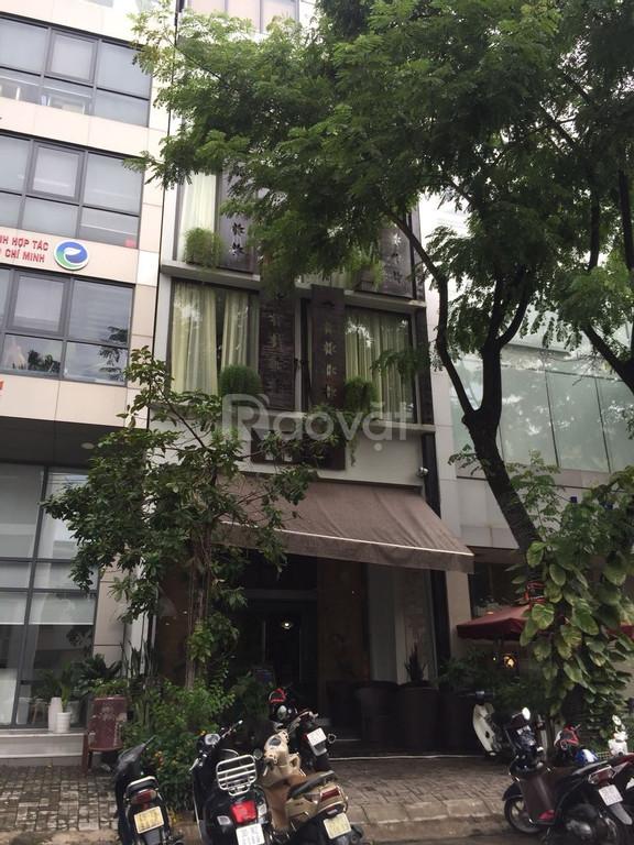 Cho thuê căn hộ dịch vụ 10 phòng khu Hưng Phước, Phú Mỹ Hưng (ảnh 1)