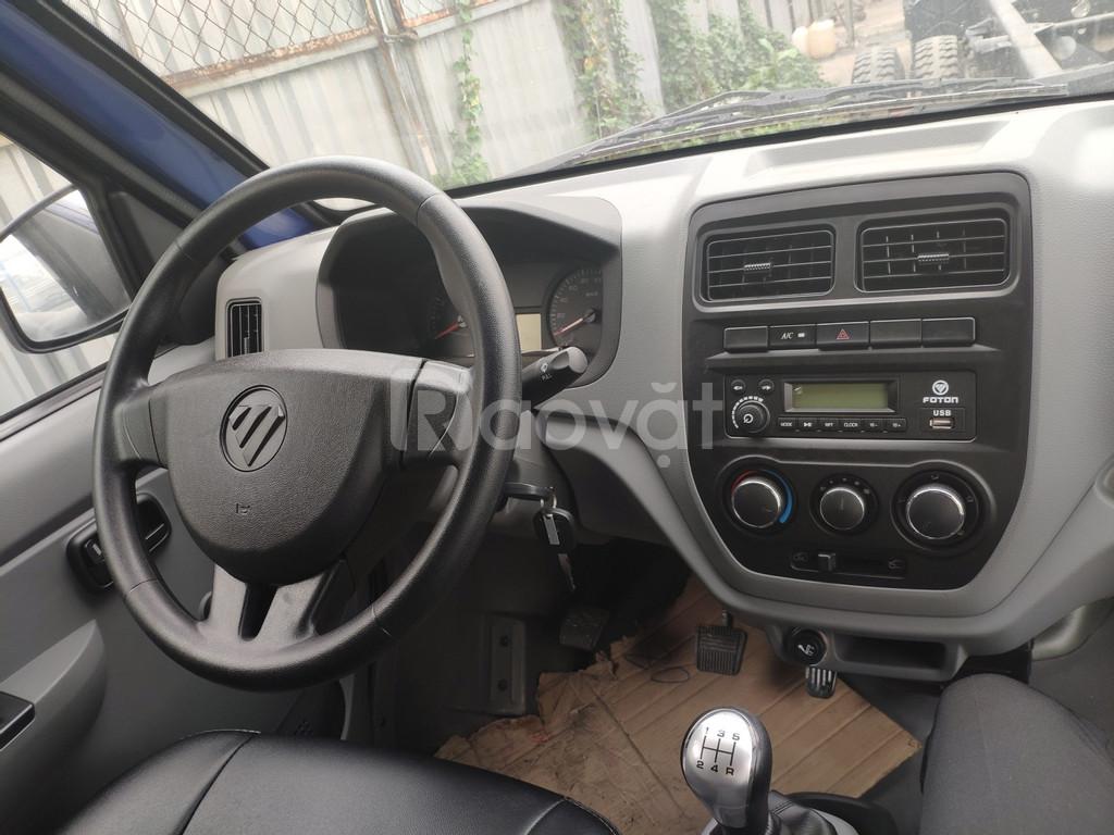 Giá xe tải nhẹ Trường Giang T3 980kg chỉ 80tr nhận xe