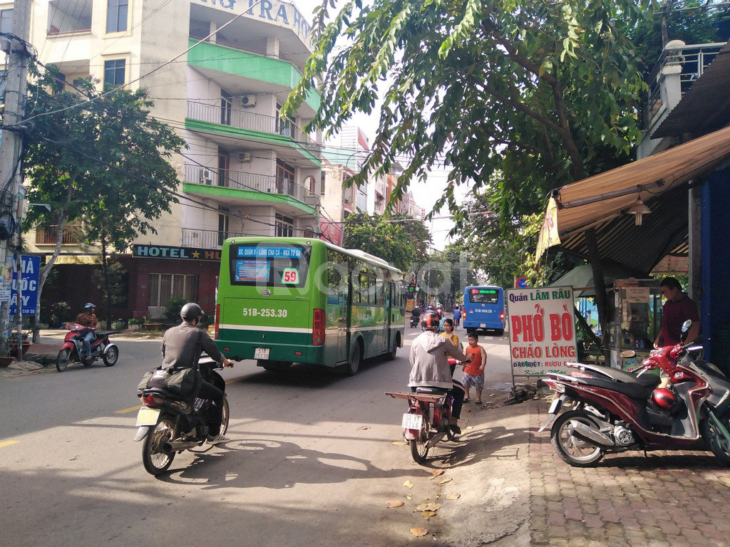 Bán đất MT QL 50, Bình Chánh, giá rẻ.