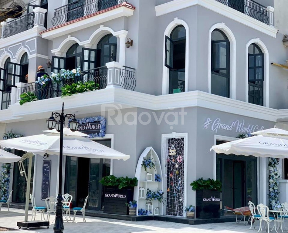 Condotel, Shophouse Grand World Phú Quốc