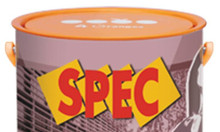 Sơn lót kháng kiềm Spec Damp Sealer cho tường nhà bạn