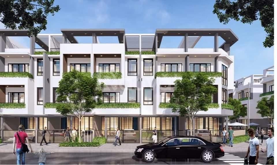 Nhà phố giá rẻ chỉ 2,4 tỷ, 250 căn