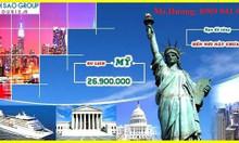 Du lịch mỹ giá rẻ thị trường