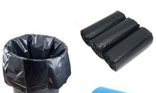 Bán bao rác cuộn 3 màu hoặc đen tại Sóc Trăng