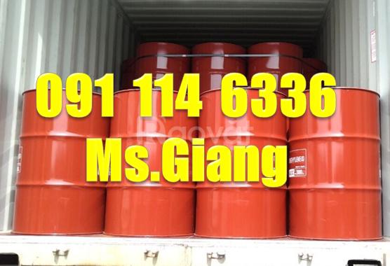 Nhập khẩu thùng phuy nhựa, thùng phuy sắt 220 lít, thùng phuy nhựa