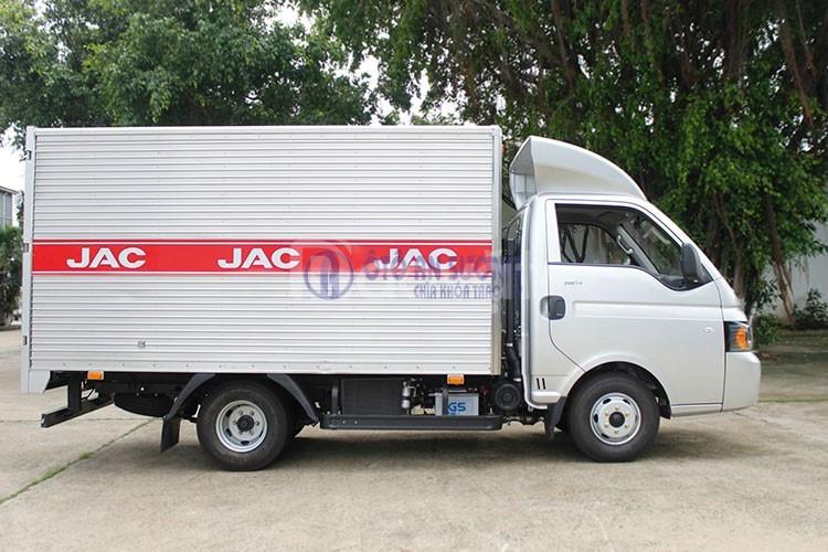 Xe tải JAC X5 tặng 100% trước bạ