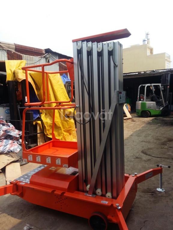 Thang nâng đơn 125kg 10 mét