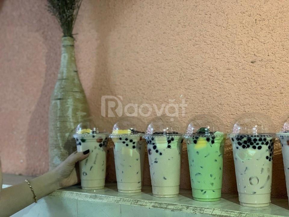Học pha chế trà sữa tại Đà Nẵng