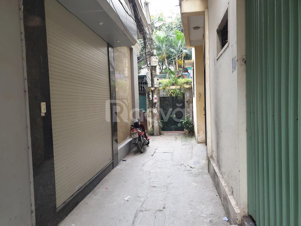 Bán nhà 38m2 x 5T tại Phạm Văn Đồng,  Bắc Từ Liêm, Hà Nội
