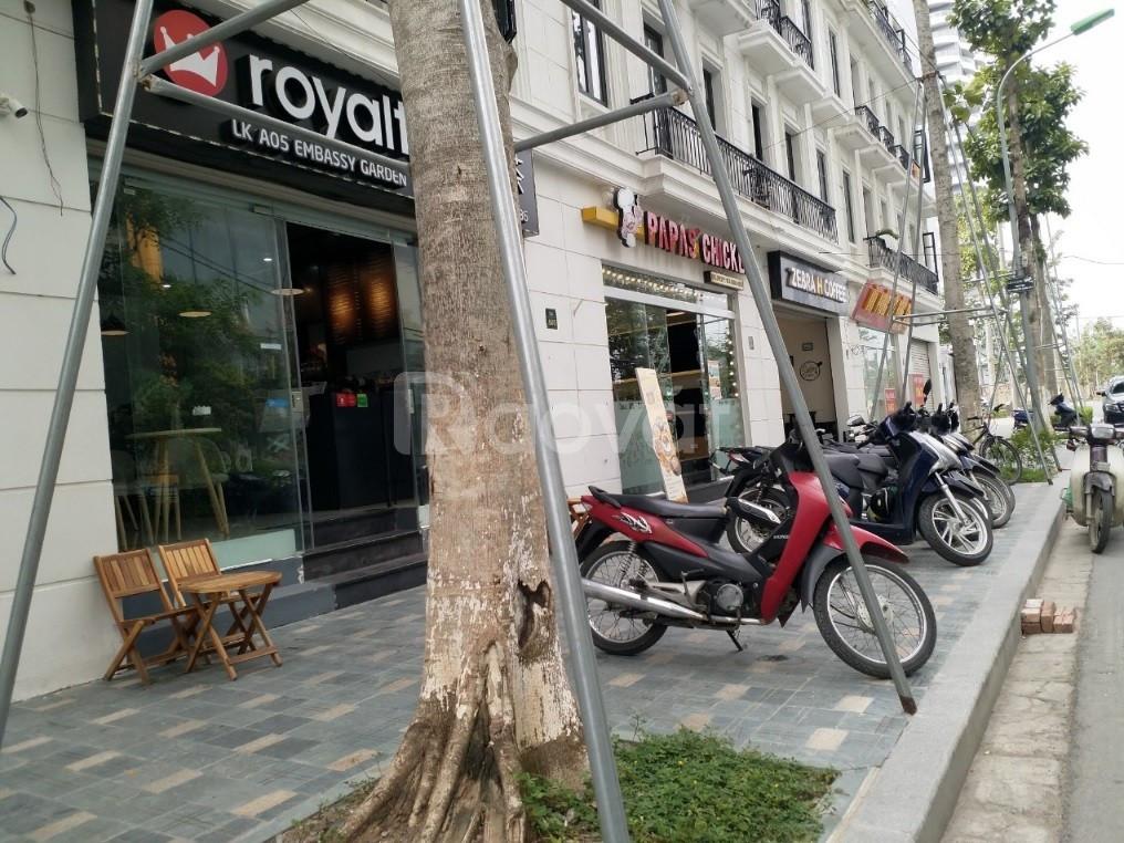 Cho thuê mặt bằng bán thời trang cao cấp đường Ngô Minh Dương