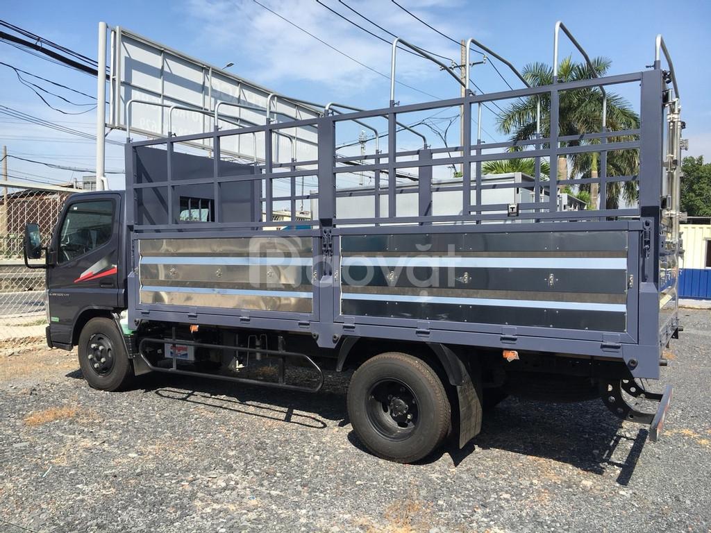 Xe tải Nhật Mitsubishi Fuso Canter 2,1 tấn thùng dài 4.4m