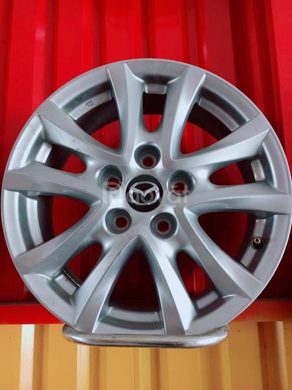 La zang mâm vành zin Mazda 3 2019 giá tốt