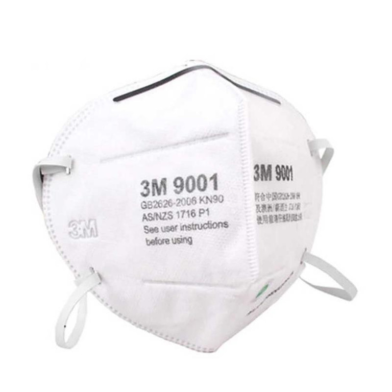 Báo giá sỉ khẩu trang 3M chính hãng giá rẻ HCM