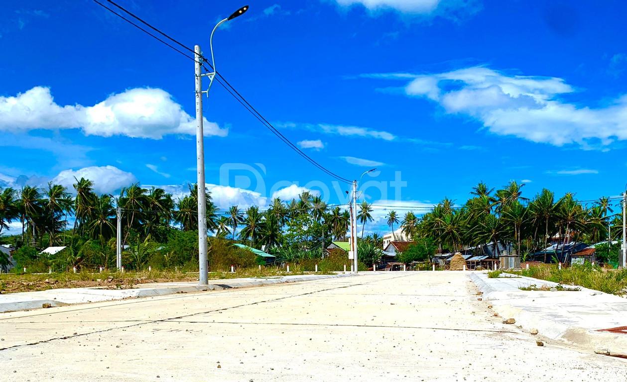 Bứt phá hạ tầng đất nền biển bên vịnh thiên đường chỉ 568TR/NỀN.