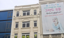 Cho thuê nhà phố khu Hưng Phước, Phú Mỹ Hưng kinh doanh mọi ngành nghề
