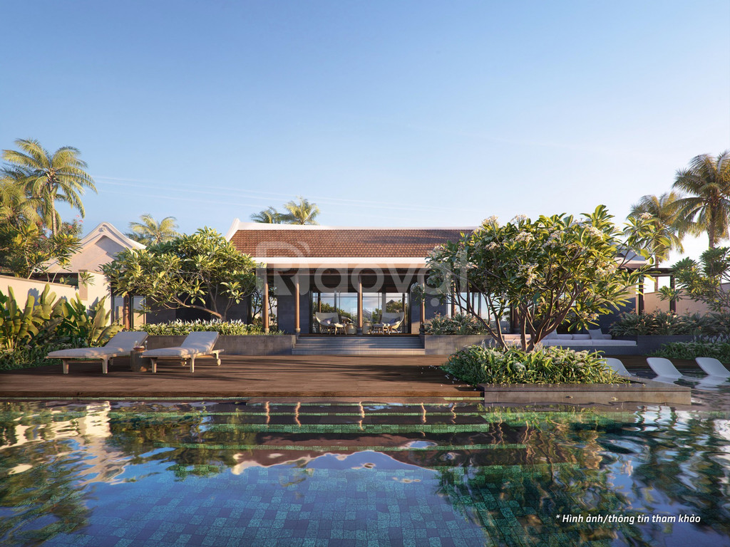 Dinh thự Park Hyatt Phú Quốc Residences hấp dẫn giới thượng lưu Việt Nam