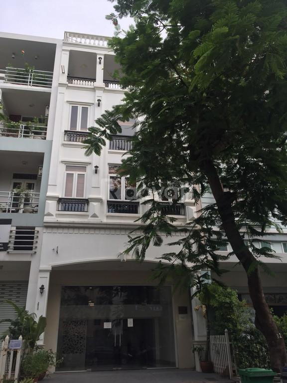 Cho thuê nhà phố Phú Mỹ Hưng kinh doanh spa, quán ăn, văn phòng