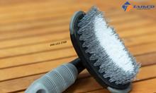 Bàn chải cọ rửa lốp xe ô tô