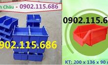 Kệ dụng cụ đa năng, khay linh kiện, khay nhựa xếp tầng