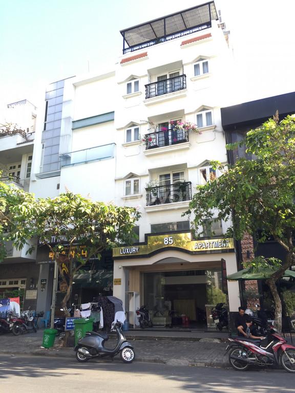 Cho thuê KS-CHDV có 14 phòng tại Phú Mỹ Hưng, Quận 7