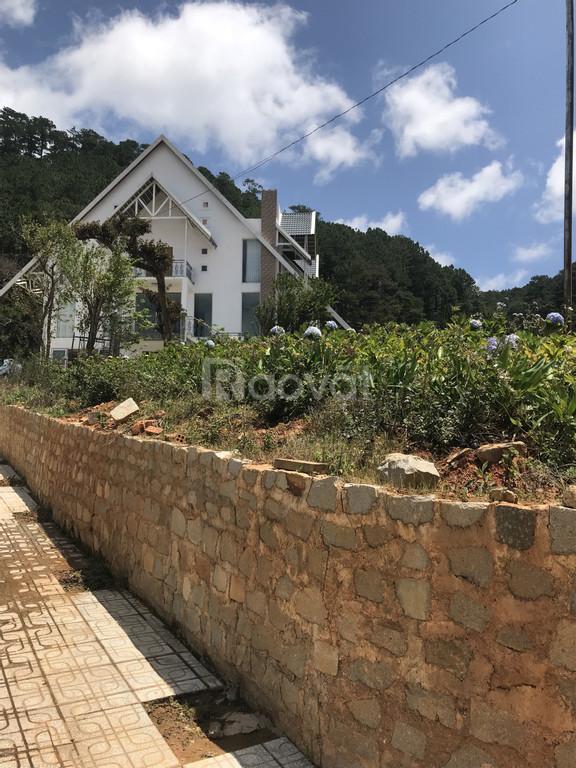 Dự án đất nền biệt thự đang phát triển tại Đà Lạt