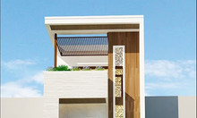 Cần bán nhà mới xây tại 285 CMT8, Quận 10 gần Hà Đô Centrosa, DT 4x10m
