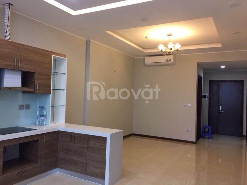Cho thuê căn hộ Tràng An Complex, 88m2, 2PN+1 đa năng, giá 13tr/th