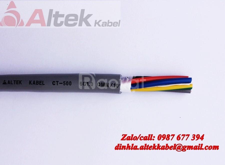 Cáp điều khiển Altek Kabel thương hiệu Châu Âu