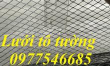 Lưới trát tường , lưới chống nứt tường , lưới tô tường