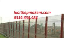 Hàng rào lưới thép, hàng rào kho, hàng rào sơn tĩnh điện