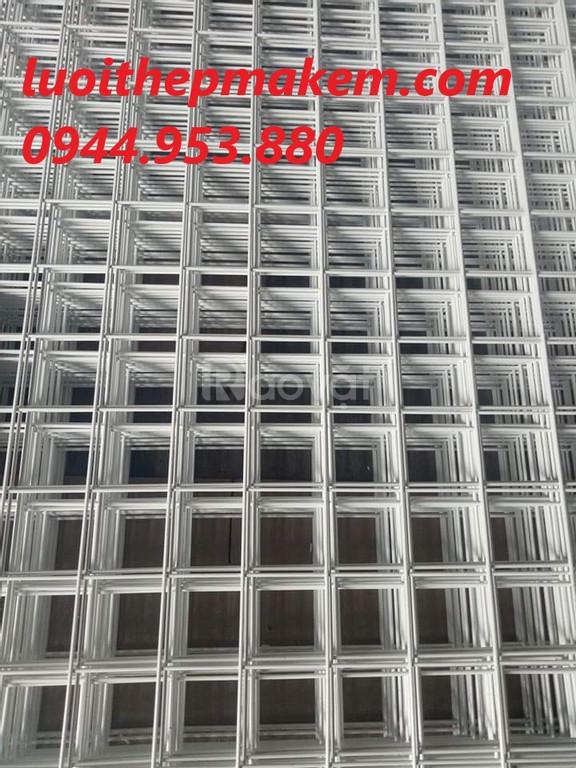 Lưới thép hàn D2 a25x25, D3 a50x50, D4 a50x50