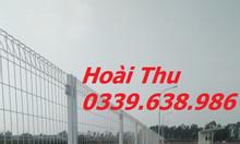 Lưới thép mạ kẽm, hàng rào sơn tĩnh điện, hàng rào mạ kẽm