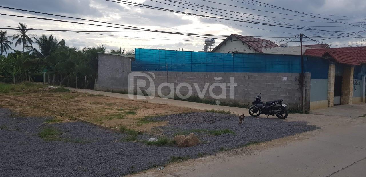 Bán đất mặt tiền đường 13m Vĩnh Trung Nha Trang
