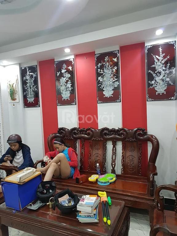 Bán nhà đường Nguyễn Thiện Thuật, Quận 3