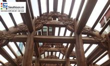 Tìm cơ sở cung cấp sơn gỗ chất lượng cao tại Bình Dương