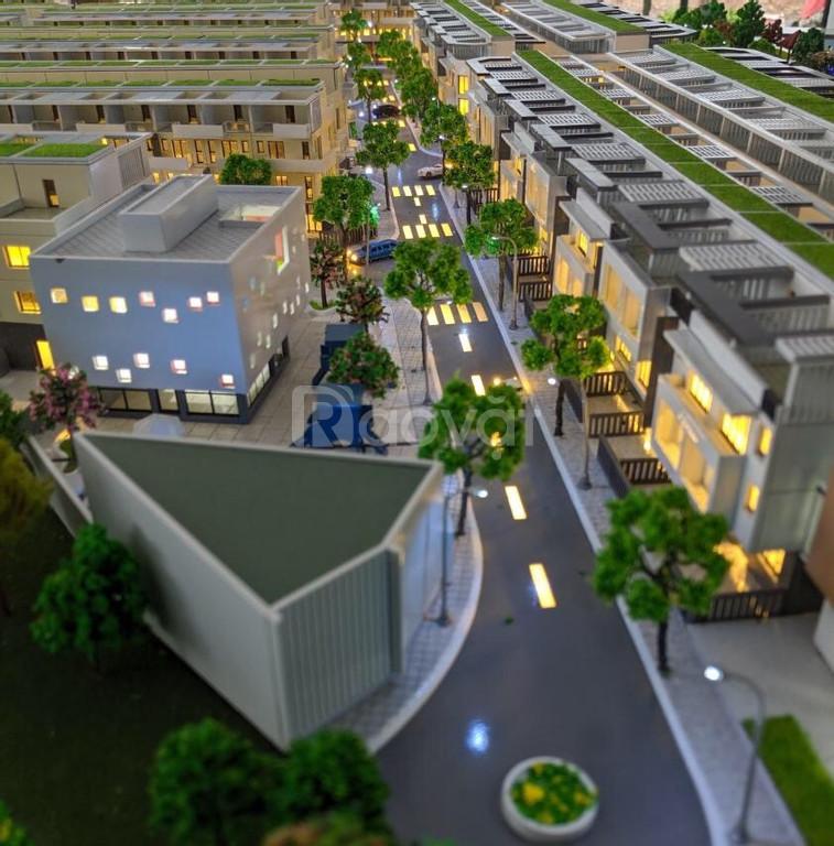 Pháp lý cho dự án nhà phố Long An