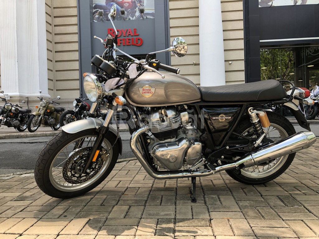 Interceptor 650cc và Continental GT650