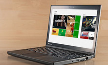 Laptop 12.5in cảm ứng FULL HD SSD 256G 8G Lenovo i5 siêu mỏng