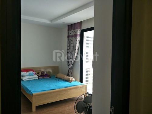 Cho thuê  căn hộ 76m2, 2 phòng ngủ, full nội thất, tòa CT36 Xuân La
