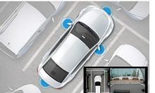 Camera 360 độ - Tính năng quan trọng cho xe hơi
