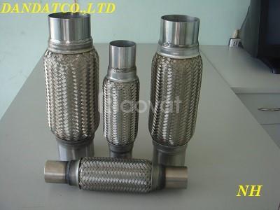 Bô zin chống rung inox/ Ống bô inox 304/ Ống xả máy phát điện