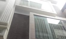 Tôi bán nhà mới mặt ngõ lô góc phố Thái Hà 55m x5T