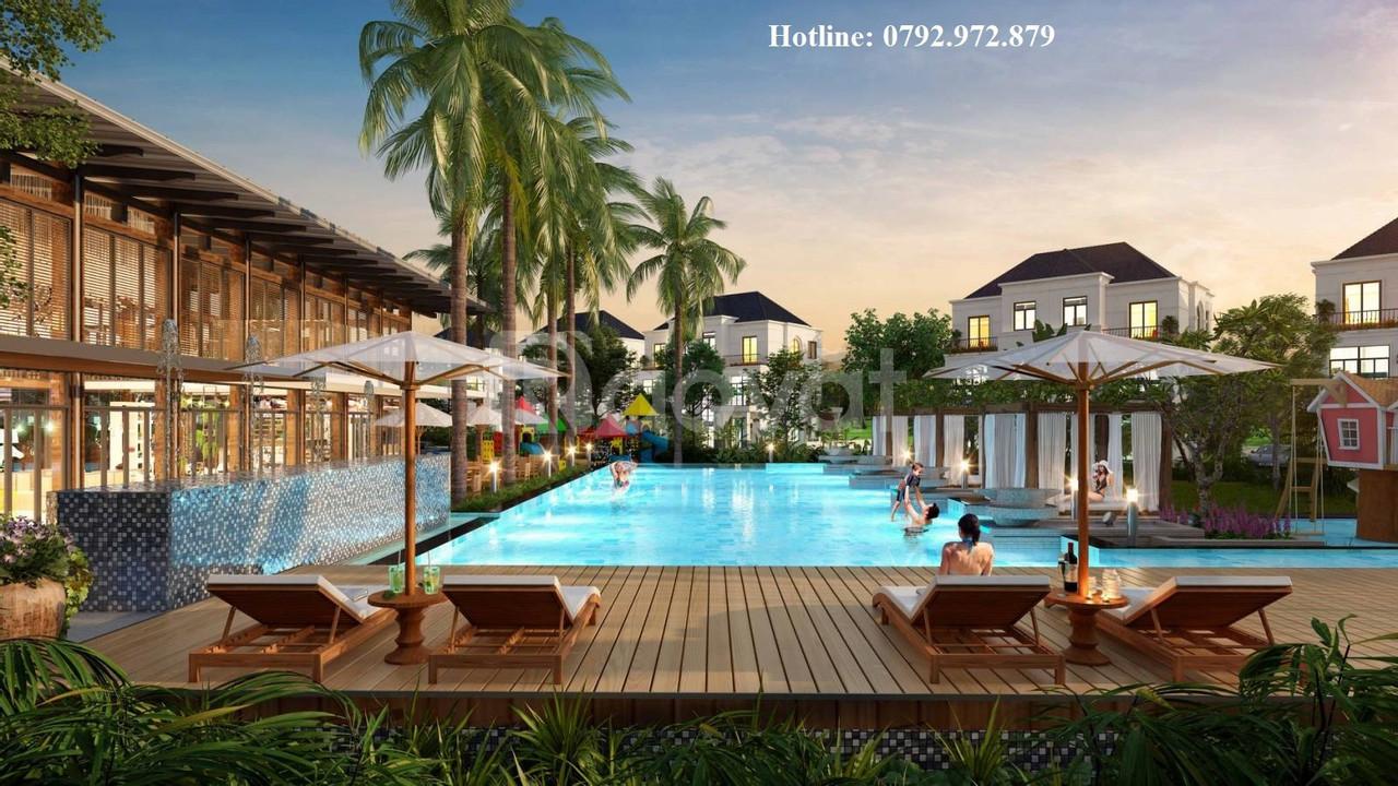 Chỉ 2,9 tỷ sở biệt thự nghỉ dưỡng liền kề Vinhomes 900ha