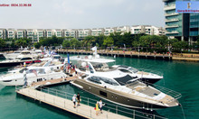 Chủ đầu tư mở bán biệt thự nhà phố bến du thuyền triệu đô