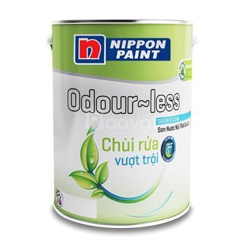 Nơi bán sơn nước Nippon ngoài trời giá rẻ cho công trình