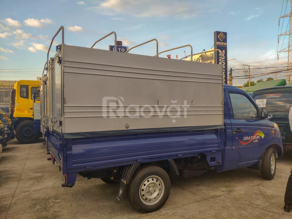 Giá xe tải nhẹ Foton 980kg chỉ 75tr nhận xe