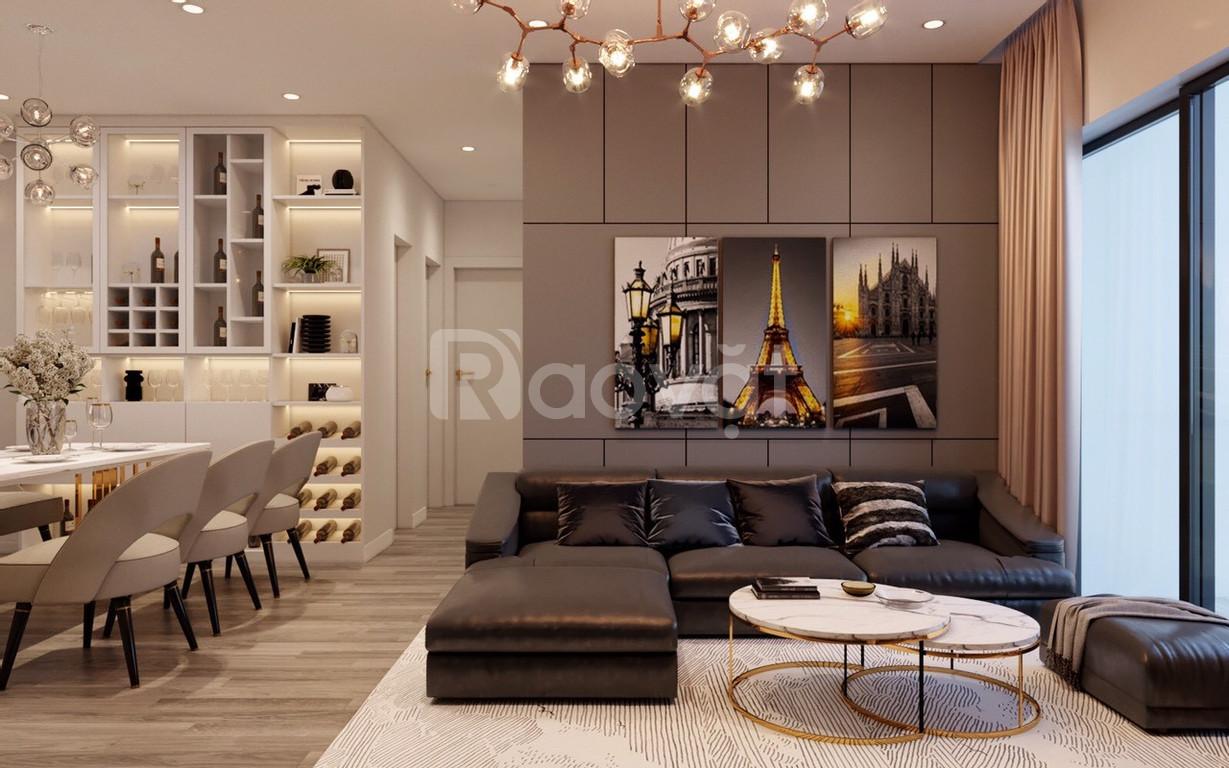Bán lại căn hộ cao cấp Kosmo Tây Hồ tặng full nội thất cơ bản