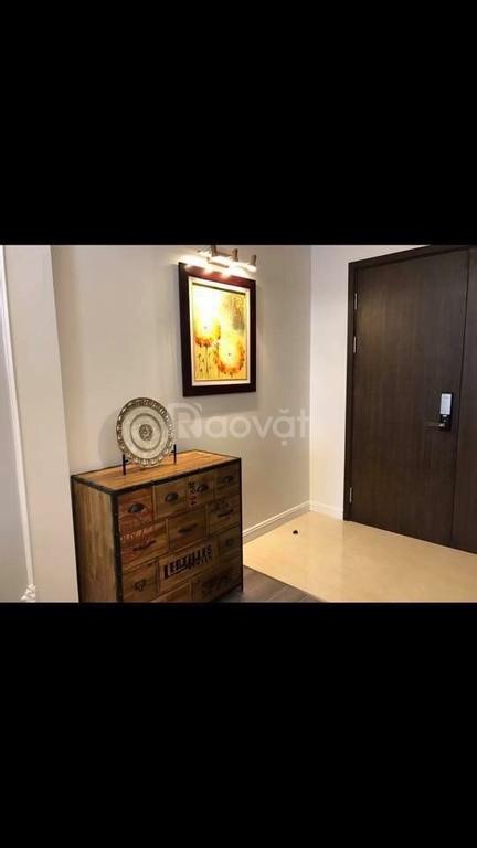 Căn hộ số 07 tòa CT2A, tầng cao chung cư Tràng An Complex