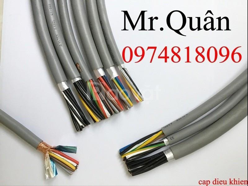 Nhà cung cấp dây tín hiệu cvv-s bọc kim chống nhiễu