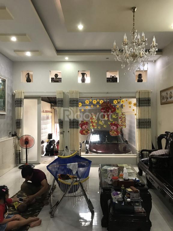 Bán nhà mặt tiền 5x25m Trần Bá Giao P5 Gò Vấp.